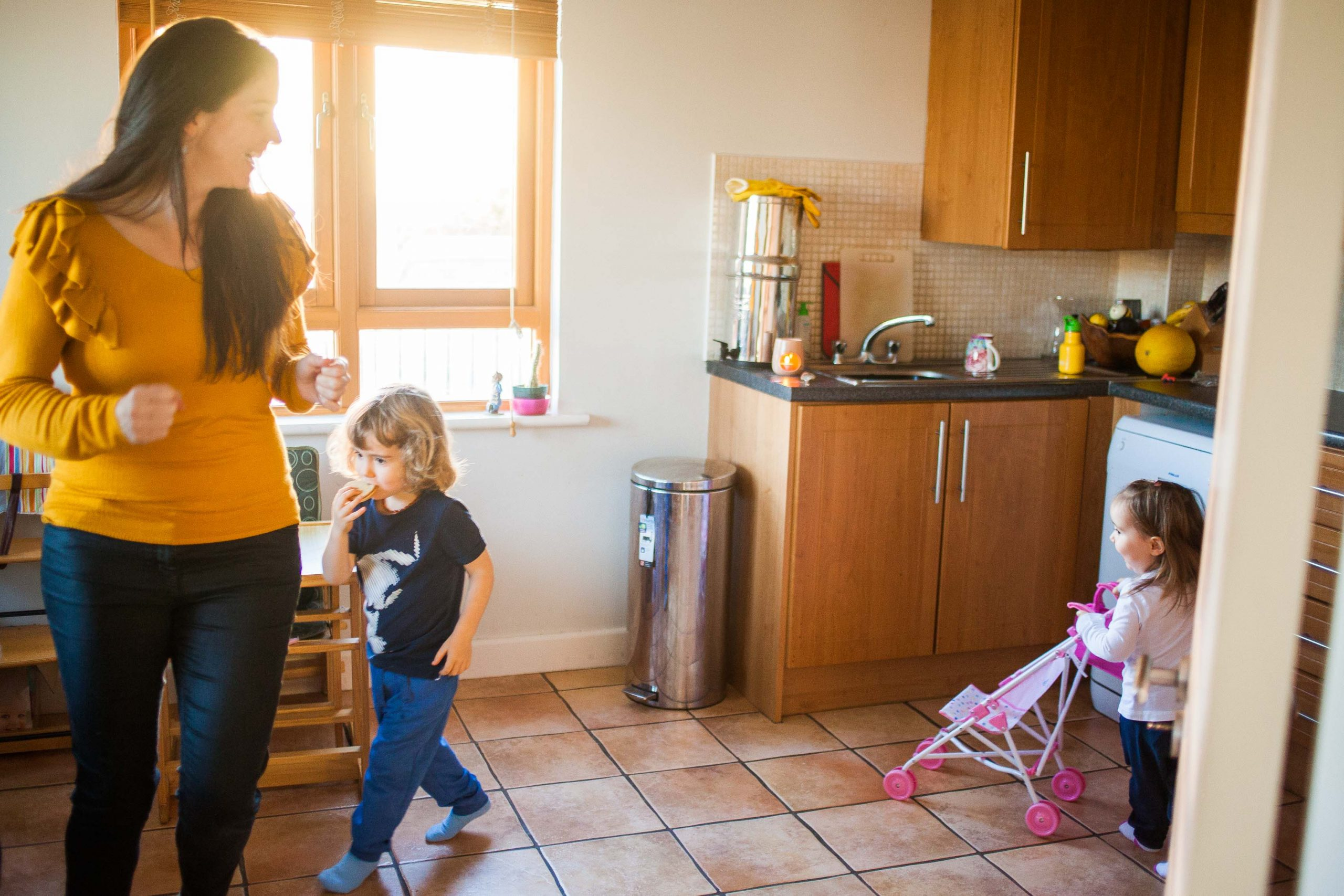 The Highs and Lows of Motherhood